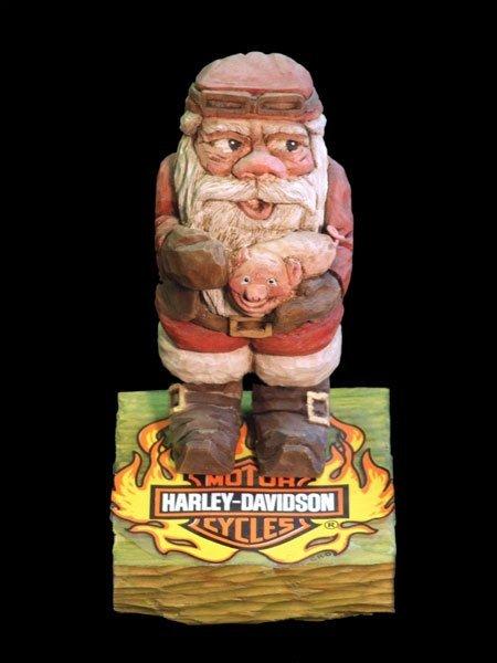 Harley Santa