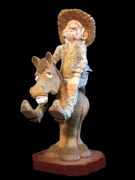 wood carving caricature video » plansdownload