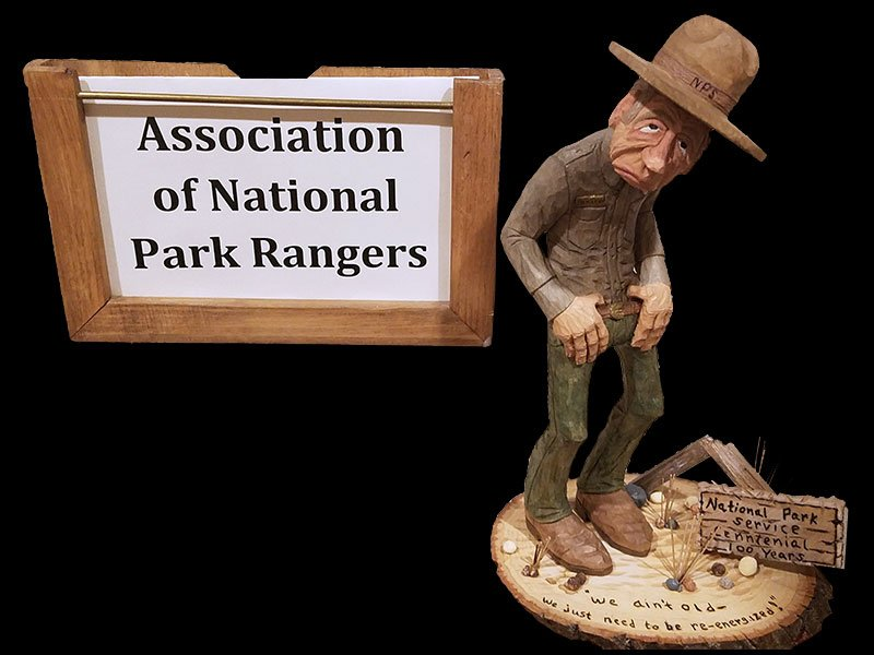 2016 Donation to Association of National Park Rangers (ANPR)