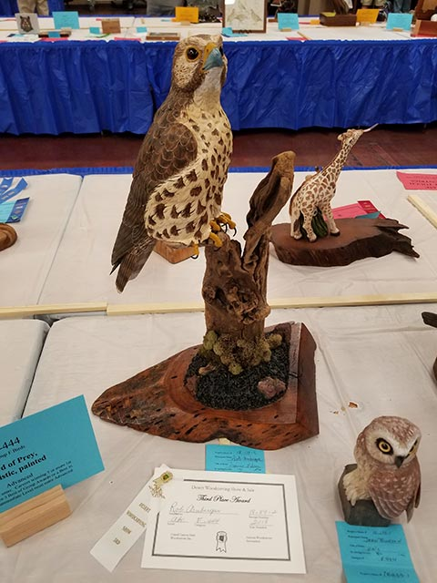 """Lookout"" Falcon Award"