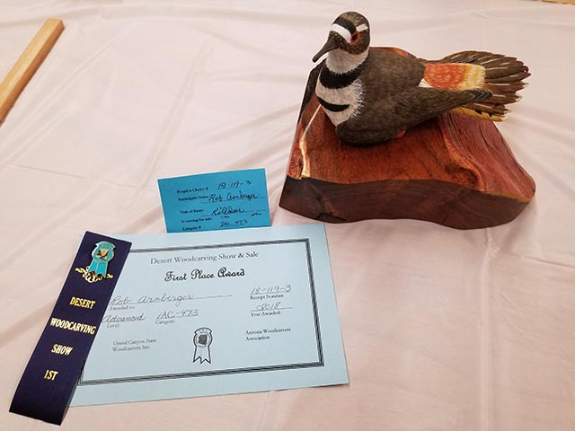 """At Rest"" Killdeer Award"